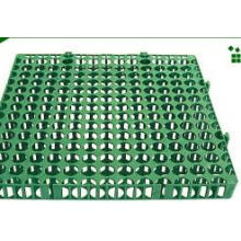 Hochwertiger Kunststoff-Bürgersteig-Drainage-Rost