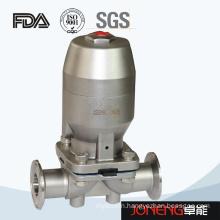 Stainless Steel Food Processing Mini Type Diaphrgam Valve (JN-DV2001)