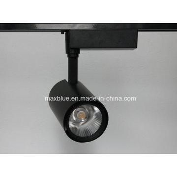 Ultra Focus Typ 13/25/38 Grad 20W LED Schienenleuchte