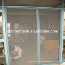 Pantalla caliente de la ventana de la seguridad del acero inoxidable de la fábrica de la venta Anping