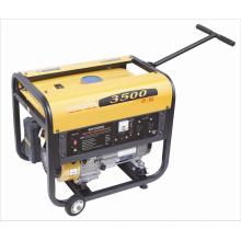 CE 2500W aire refrescó 6.7HP generadores de la gasolina del motor de Honda (WH3500)