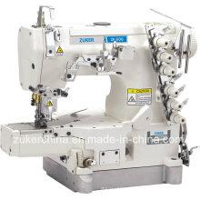 Zuker alta velocidad Pegasus cilindro plano Enclavije la máquina de coser (CB ZK600-01)