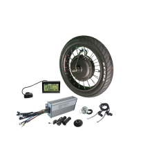 48v 1500w 2000w 26x4.0 20x4.0 inch electric bicycle fat tire e bike motor conversion kit