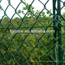 High Quality Vinyl Coated Chain Link Fencing