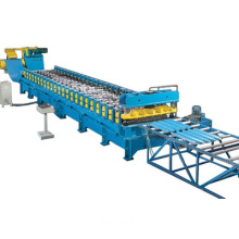 Industrial Aluminium Roofing Sheet Roll Forming Machine