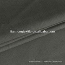 Tissu à armure sergé coton/Spandex