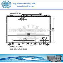 Car Radiators Price For Nissan Sentra 91-94/200 SX 95-98 Manufacturer and Direct Sale!