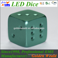 Contrôle MCU coloré LED dice