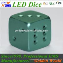 MCU управления красочный светодиодные кубики