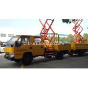 JAC 4x2 High Altitude Operation Truck