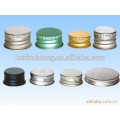 Material do capacitor ou do escudo 1100/1060 HO, H12, H24 ou material das tampas de alumínio