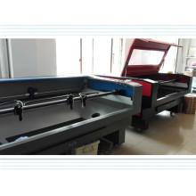 Máquina de corte a laser para indústria têxtil com alta qualidade