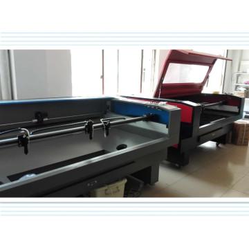 Máquina de corte e gravação a laser para tecido da China