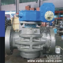 "API 8""/10""/12""/14""/18""/20""/24"" Eccentric Plug Valve with Flange Endings"
