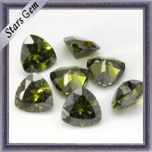 Piedra sintética de circonio cúbico para joyería
