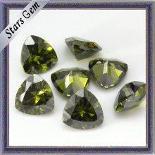 Synthetic Cubic Zirconia Gemstone for Jewelry
