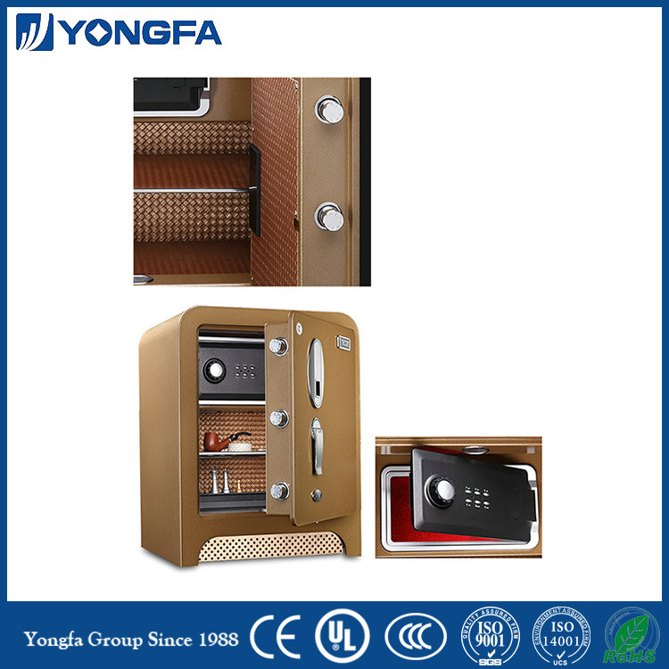Fingerprint Treasure Safe