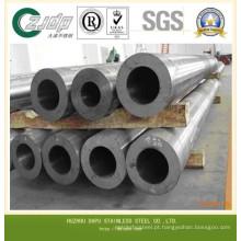 SUS304 201 316 Tubo / Tubo de aço inoxidável China Fabricante
