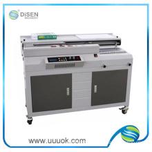 High precision adhesive binding machine