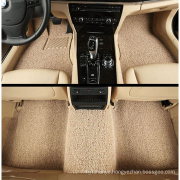 Car interior accessories floor mat carpet