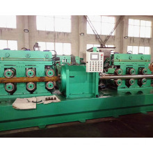 Stainless steel bar polishing machine