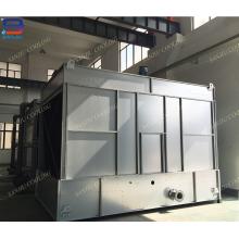Tours de refroidissement ouverts en acier 383 tonnes pour refroidisseurs à vis