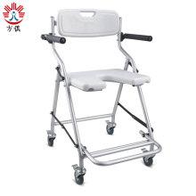 Elevador para cadeiras de banho para deficientes físicos com rodas