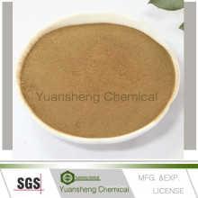 Lignosulfonate de calcium 2015 Dispersant à haute efficacité de vente chaude