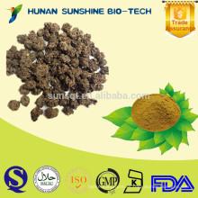 Detoxicación de materia prima farmacéutica Uña de gato en polvo