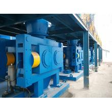 Dry Granulating complete equipment for formula fertilizers for map/NPK