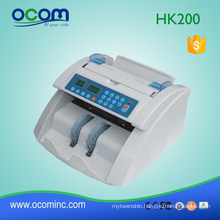 TOP quality,UV MG detecting while mixed denomination money counter
