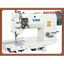 Br-20518 de alta velocidade dupla-agulha Lockstitch série de máquina de costura