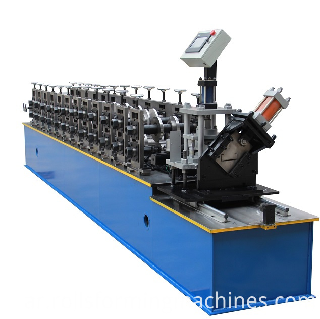 Drywall Cross Grid Roll Forming Machine
