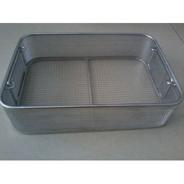 stainless steel basket/Disinfection basket