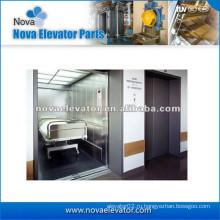 Экономия пространства и низкий уровень шума Полный стационарный лифт