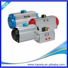 Válvula de bola neumática de la alta calidad 3PCS, gas del agua del aire, aceite, vapor, agua caliente