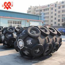 CCS SGS autorisé de qualité supérieure et prix compétitif yokohama type pneumatique amortisseur de quai en caoutchouc