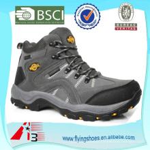 Sapatilhas antimicrobianas sapatos de caminhada absorventes de choque