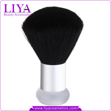 New Liya Black Goat Hair Kabuki Brush Private Label