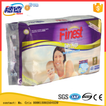 New Product Baby Diaper with a Whole Elastic Waistband Manufacturer in Guangzhou