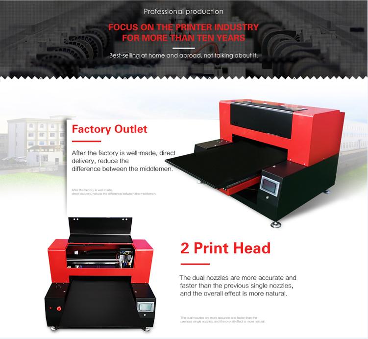 6090 uv flatbed printer
