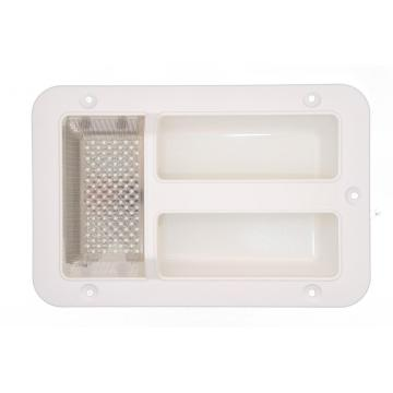 EMC Rectangular RV Handle Light