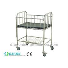 Cuna médica del hospital del bebé de la cama de bebé DW-CB05 para la venta