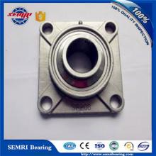 Rolamento de esferas de aço inoxidável da inserção do bloco de descanso 440c Ss (UCFL207)