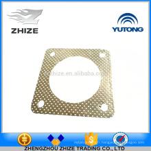 Chine fournisseur Haute qualité bus pièce de rechange 1203-06907 joint d'échappement pour Yutong ZK6930H
