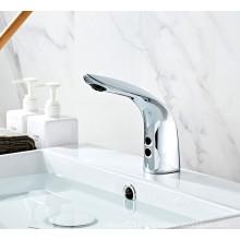 F188 Commercial Automatic Tap Sensor Electric Water mixer  Bathroom Sensor Faucet