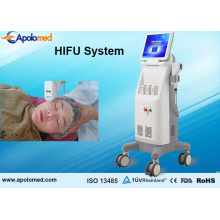 El CE aprobó la pérdida de peso de Hifu / Hifu que adelgazaba la máquina / el ultrasonido enfocado de intensidad alta de Hifu