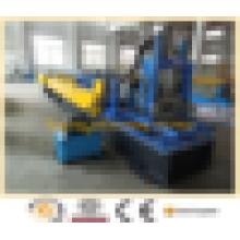 Fournisseur certifié cz purlin roll forming machine