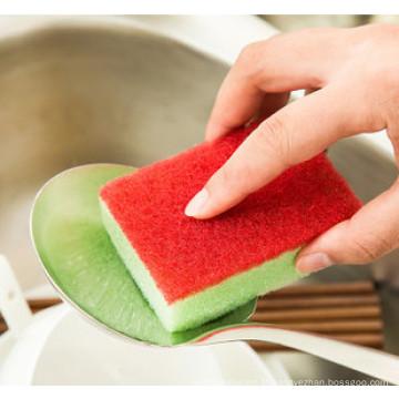 Tapis à récurer pour usage domestique