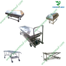 Medical Mortuary Toom Stainless Steel Mortuary Body Lifter